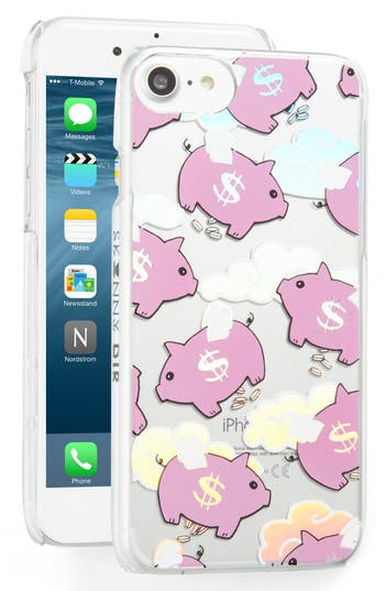 Skinny Dip Flying Pig iPhone 7 Case