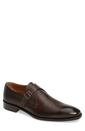 Kenneth Cole New York Link Up Monk Strap Shoe (Men)
