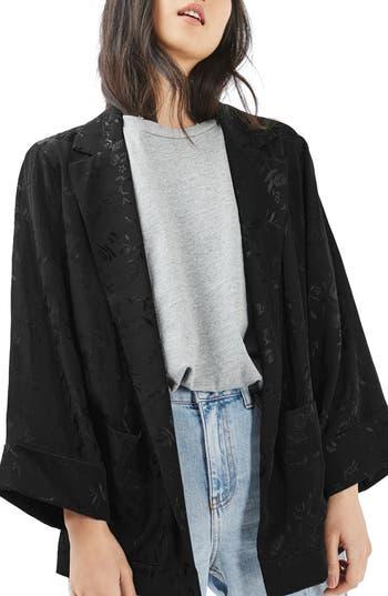 Topshop Suzie Jacquard Jacket
