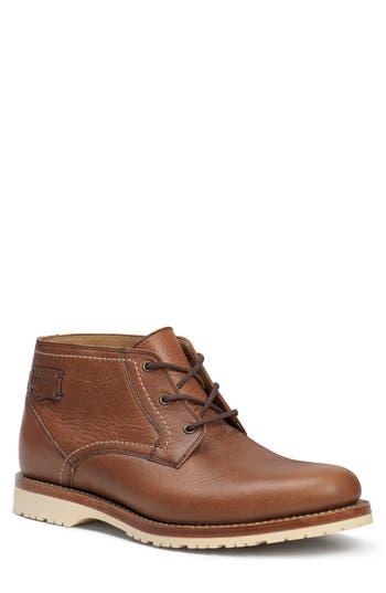 Trask 'Buckhorn' Leather Chukka Boot (Men)