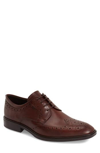 ECCO 'Illinois' Wingtip Derby (Men)