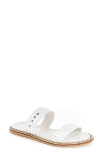 Seychelles 'Interstate' Flat Slide Sandal (Women)
