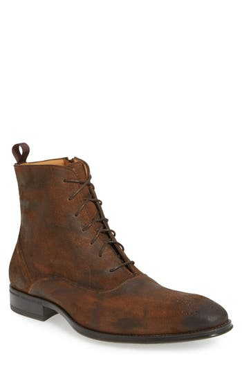 Mezlan 'Tarzo II' Medallion Toe Boot (Men)