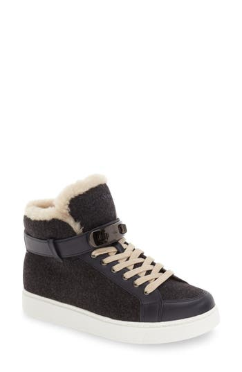 COACH 'Richmond' High Top Sneaker (Women)