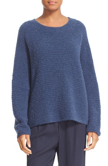 Vince Oversize Wool & Cashmere Sweater