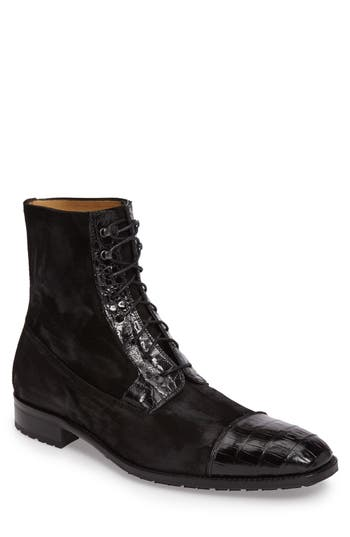 Mezlan Sabino Cap Toe Boot (Men)