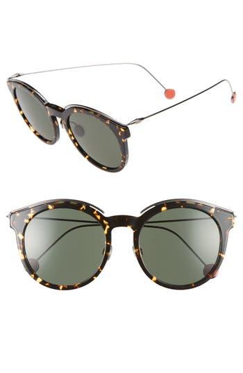 Dior Blossom 52mm Retro Sunglasses