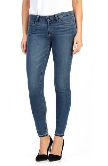 PAIGE Transcend - Verdugo Released Hem Ankle Skinny Jeans (Marla)