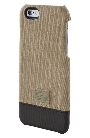 HEX Focus Leather iPhone Case (6/6s)