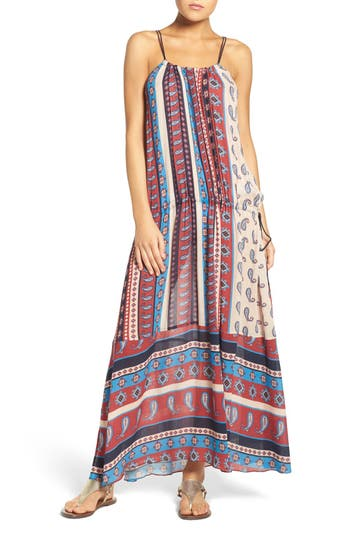 Suboo Cover-Up Maxi Dress