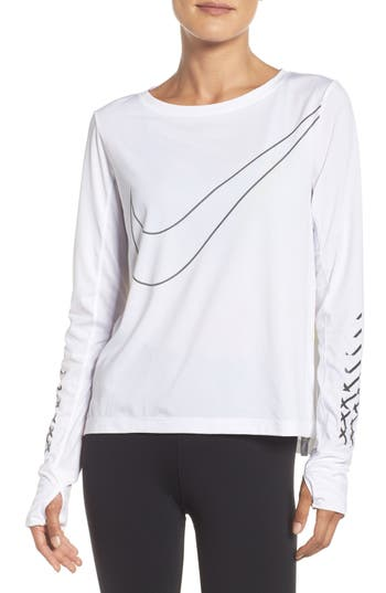 Nike Breathe Top