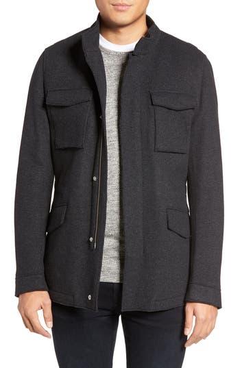 BOSS Cayden Wool Blend Jacket