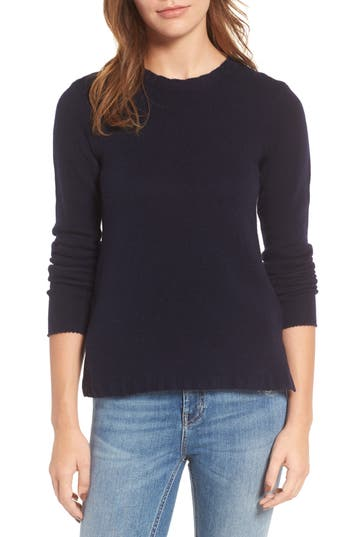 James Perse Cashmere Crewneck Sweater