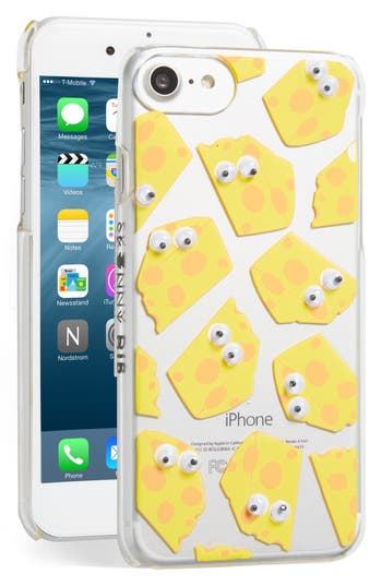 Skinnydip Googly Eye Edam iPhone 7 Case