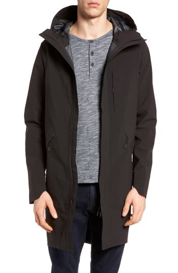 Theory Military HS Regiment Hooded Jacket