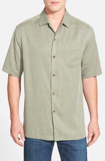 Tommy Bahama 'San Clemente' Original Fit Silk Camp Shirt