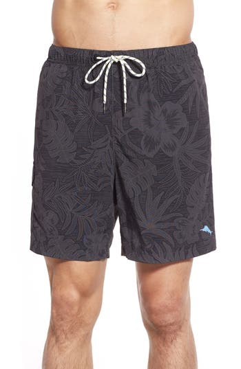 Tommy Bahama 'Naples - Coral Floral' Swim Trunks