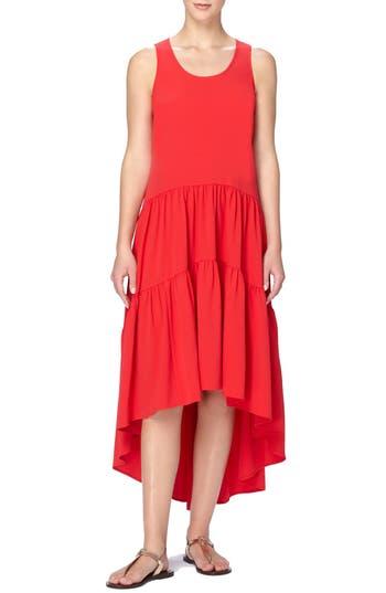 Catherine Catherine Malandrino 'Hildi' High/Low Maxi Dress