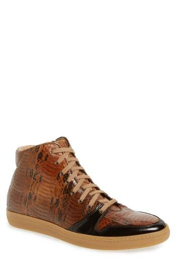 Mezlan 'Bacoli' High Top Sneaker (Men)