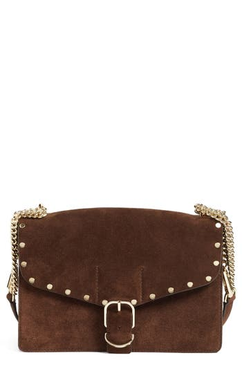 Rebecca Minkoff Medium Biker Leather Shoulder Bag