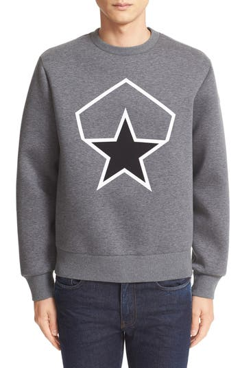 Moncler Graphic Neoprene Sweatshirt