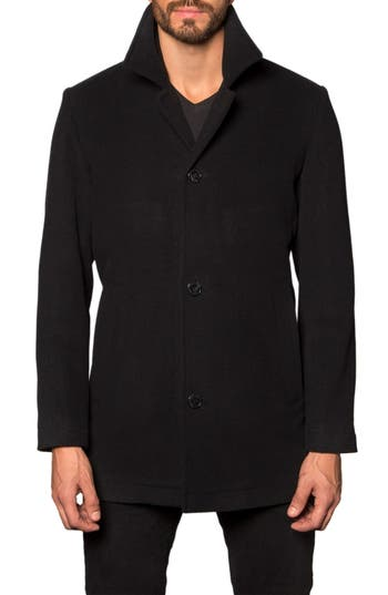 Jared Lang Wool Blend Coat