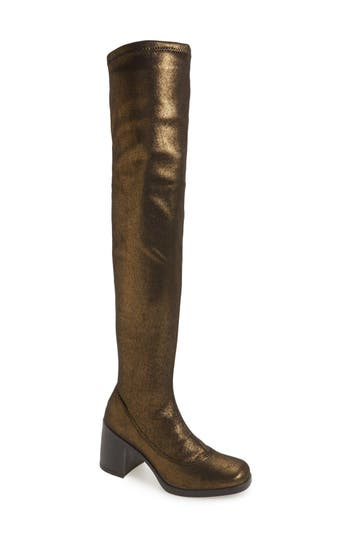 Topshop Capri Over the Knee Boot (Women)