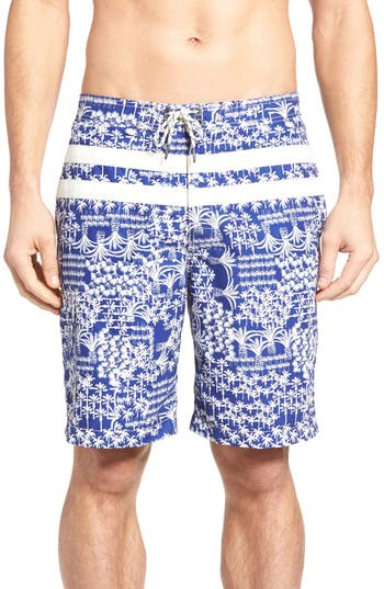 Tommy Bahama Baja Palm Gardens Swim Trunks