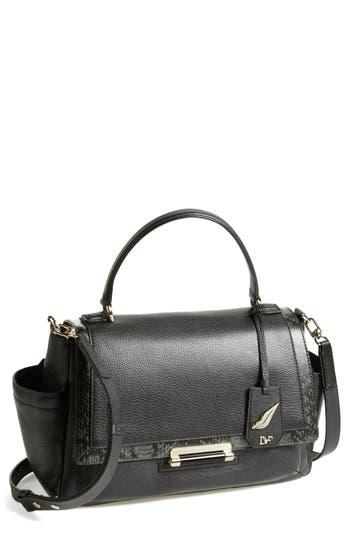 Diane von Furstenberg '440 Courier' Leather Satchel