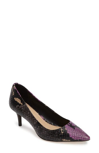 COACH Lacey Pointy Toe Pump (Women)