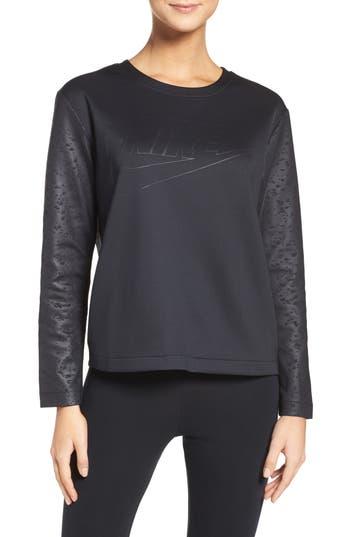 Nike Sportswear Montage Logo Sweatshirt