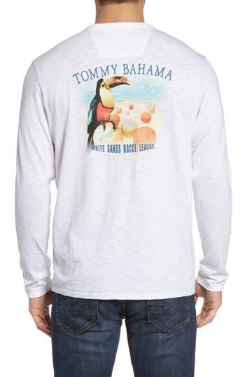 Tommy Bahama White Sands Bocce League Original Fit T-Shirt