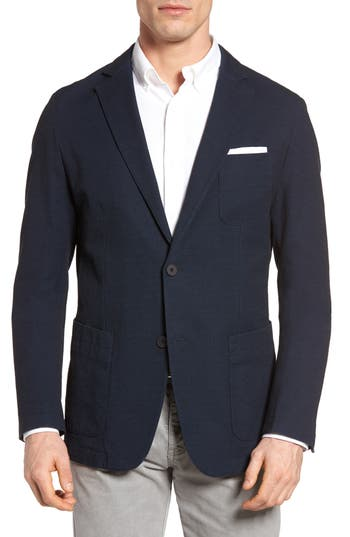 BOSS Narvik Slim Fit Stretch Cotton Sport Coat