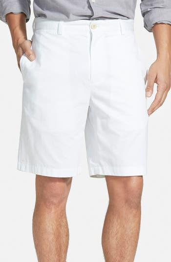 Vineyard Vines 'Summer' Classic Fit Lightweight Cotton Twill Shorts