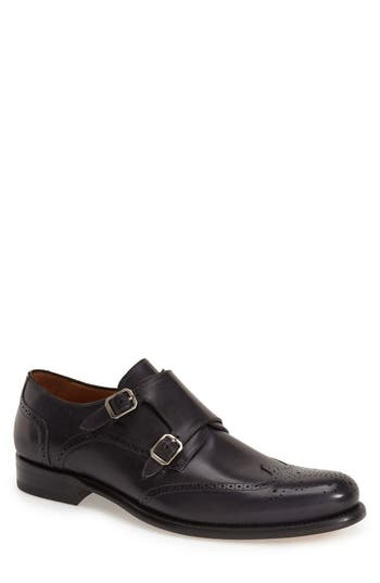 Mezlan 'Coruna' Double Monk Strap Shoe (Men)