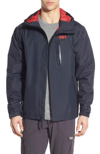 Helly Hansen 'Vancouver' Packable Rain Jacket