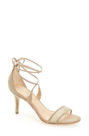 Pour la Victoire 'Zahara' Lace-Up Sandal (Women)