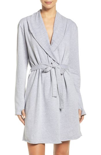 LOVE+GRACE Willa Fleece Robe
