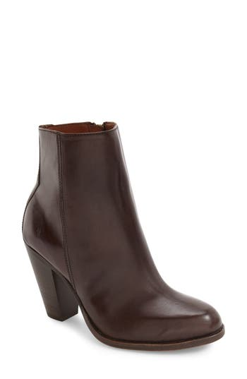 Frye 'Jenny' Leather Bootie (Women)