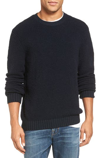 Vince Textured Crewneck Sweater
