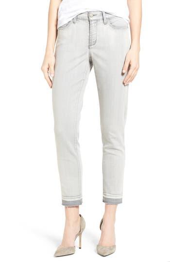 NYDJ Nichelle Release Hem Stretch Ankle Jeans (Regular & Petite) (Reims)