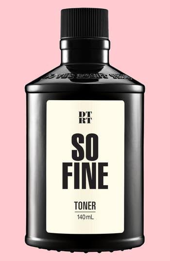 DTRT So Fine Toner