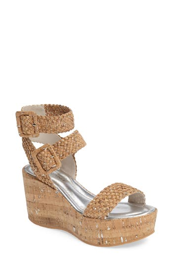 Donald J Pliner Cyndi Platform Wedge Sandal (Women)