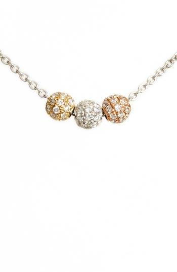 Bony Levy Diamond Pavé Beaded Necklace (Nordstrom Exclusive)