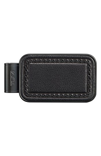 Tumi 'Chambers' Leather Money Clip