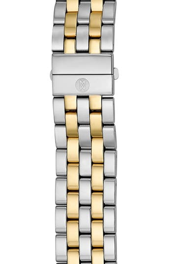 MICHELE 'Sport Sail' 18mm Bracelet Watchband
