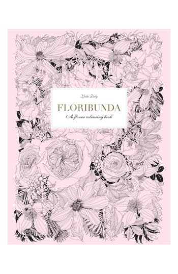 'Floribunda' Coloring Book