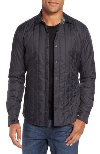 BOSS Russell Trim Fit Jacket