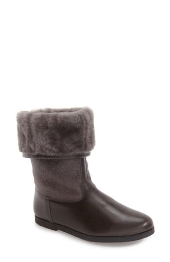 patricia green 'Maine' Genuine Shearling Cuff Bootie (Women)