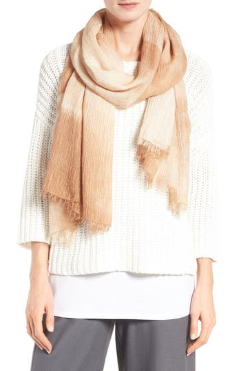 Eileen Fisher Crinkle Scarf